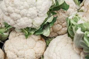 Group of cauliflower